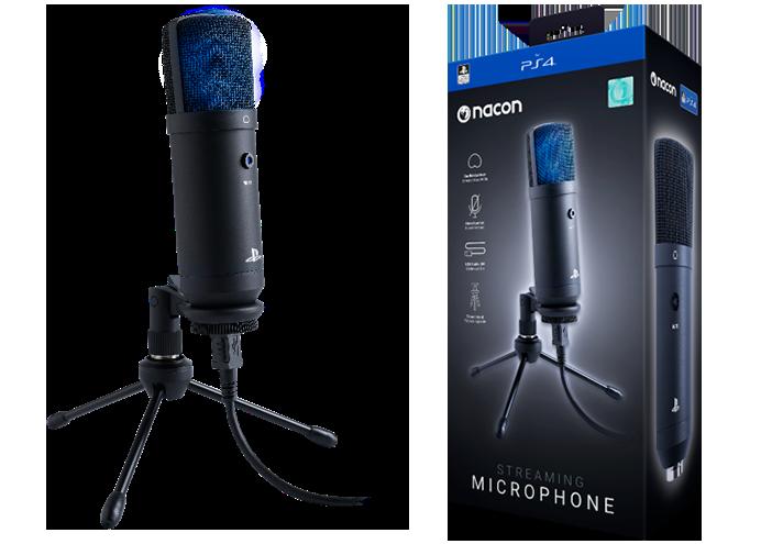Microfono PS4
