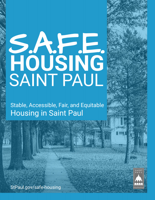Safe Housing St. Paul image