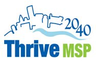 Thrive MSP 2040 logo