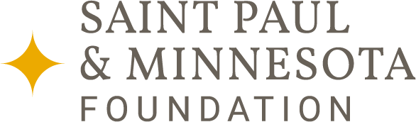 St. Paul and Minnesota Foundation logo