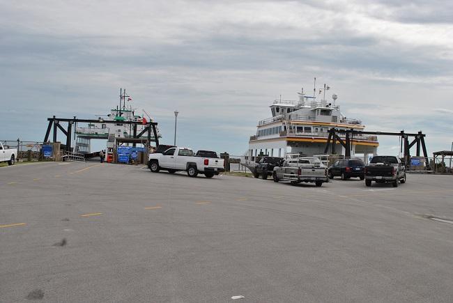 Ferry Terminal Cedar Island