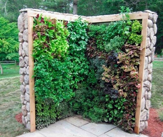 Permaculture Wall