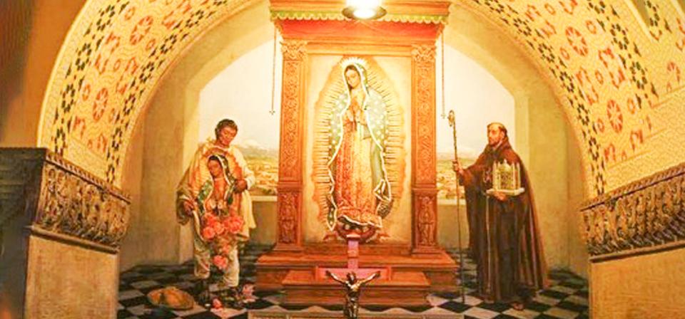 St. John's Seminary Oratory - Image