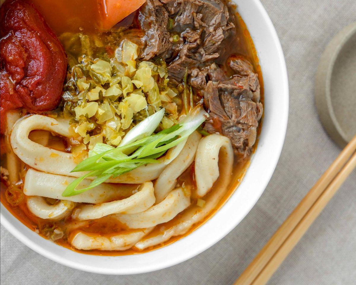 Nomz Beef Shank Noodle Soup