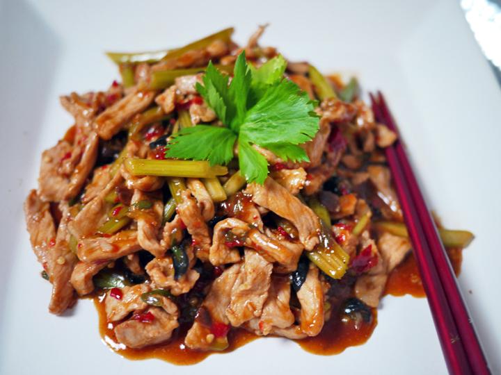 Yu Xiang Pork
