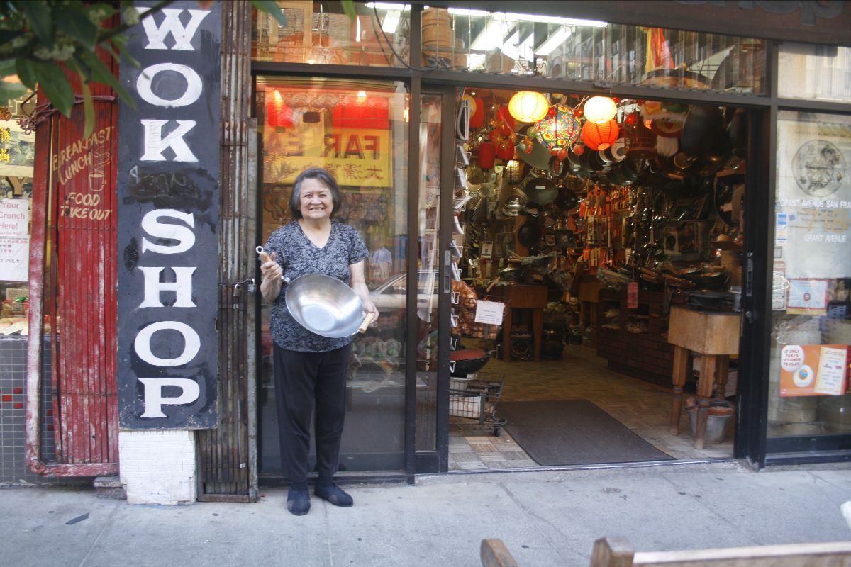 Tane Chan and The Wok Shop