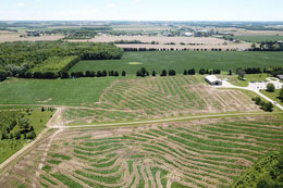 You are invited to take Huronview Demo Farm survey.