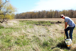 Thanks to participating landowners and funding partners, we are improving water, soil, and habitat.