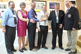 30 years of partnership with Exeter Lions Club, benefitting community