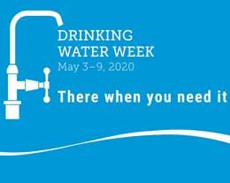 Drinking Water Week is May 3-9