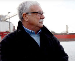 Protecting drinking water sources at Goderich harbour, new video.