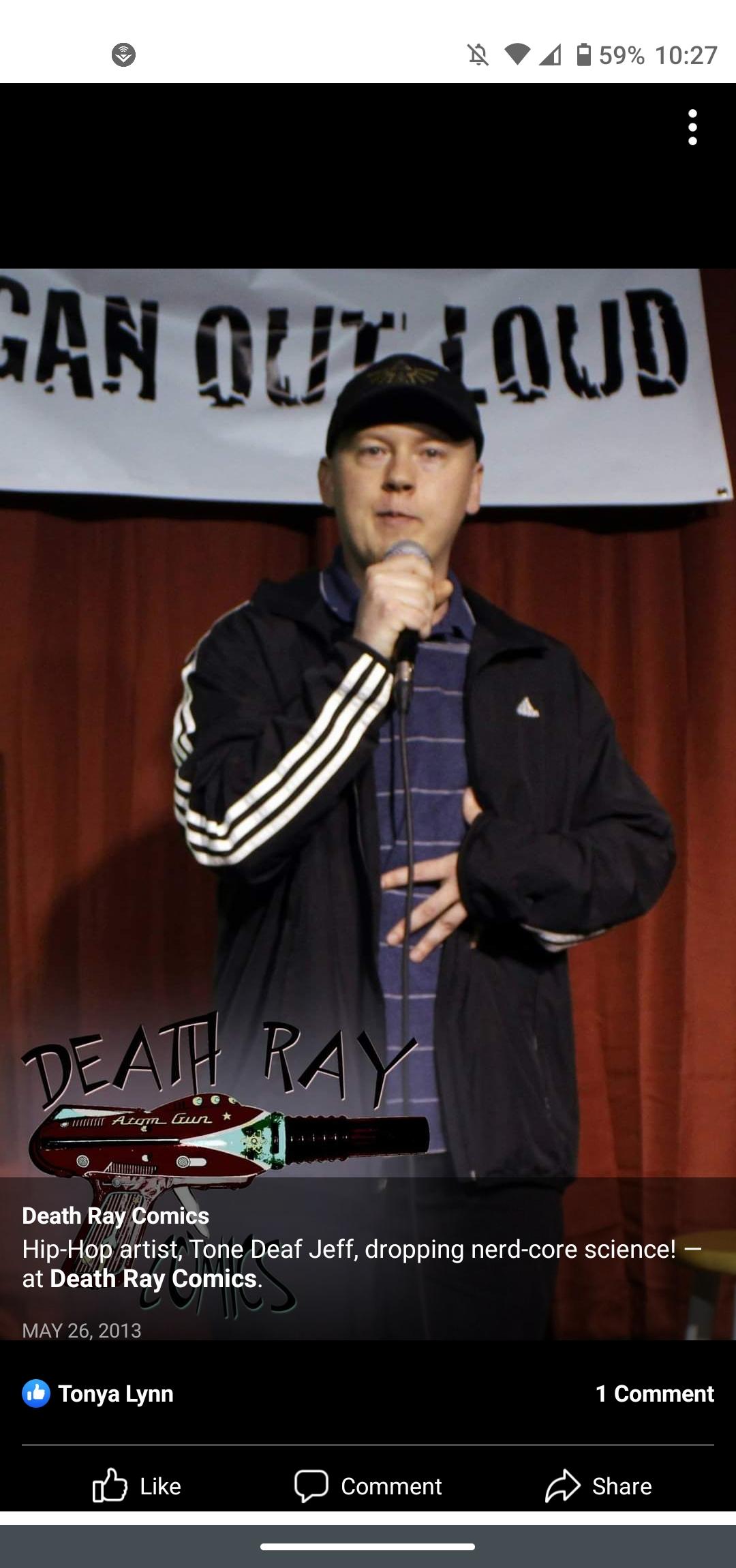 Death Ray 5.26.13