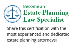 Estate Planning Law Specialist