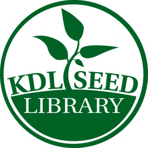KDL Seed Library logo