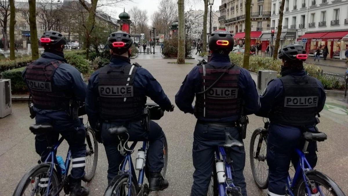 Paris : la Police Nationale sécurise ses brigades VTT 83987a9f-fc3f-4518-abb0-68c01102d36d