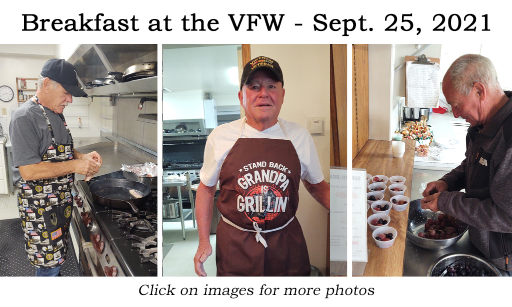 Breakfast at the VFW Photos