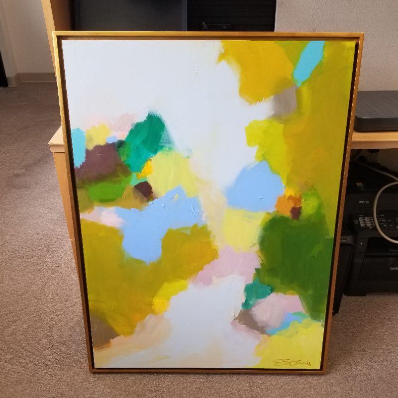 Eleanor Davis Painting