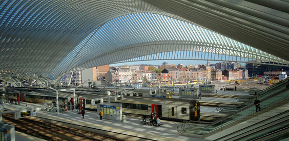 Station Guillemins
