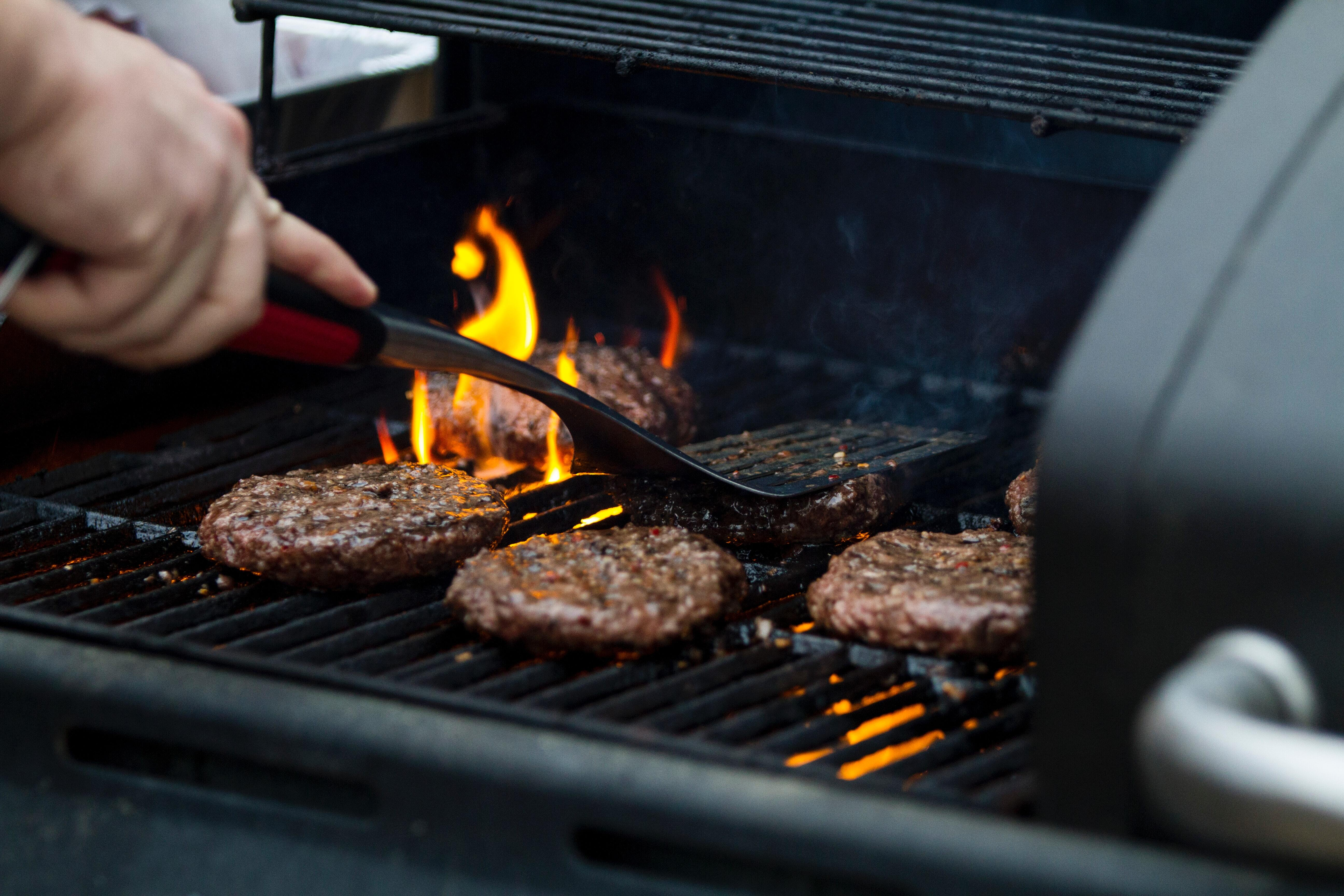 Photo: Grilling.