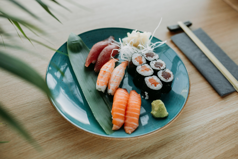 Photo: Sushi.