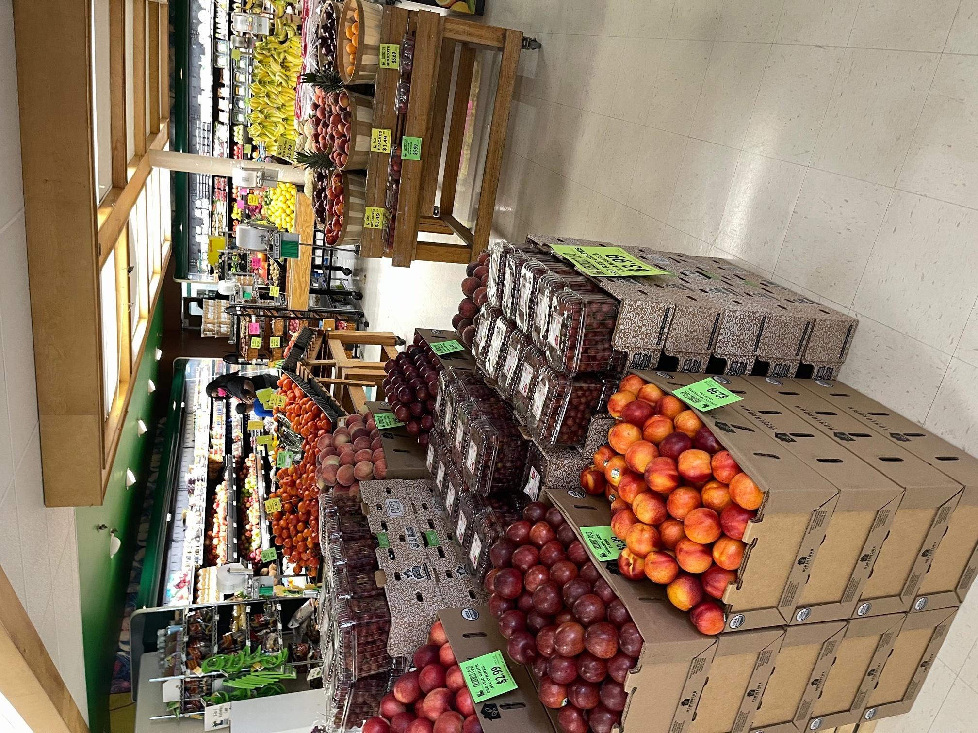 Photo: Produce Dept.