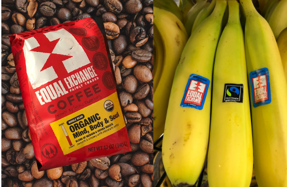 Photo: Equal Exchange items.