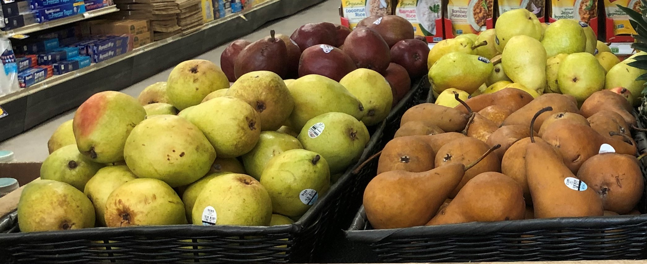 Photo: Pears.