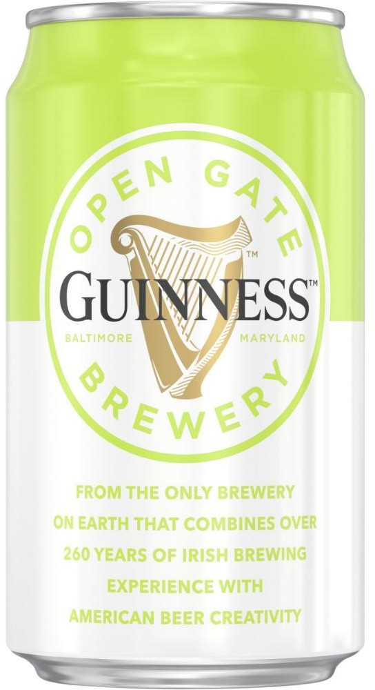 Photo: American Guinness Brewery Ale.