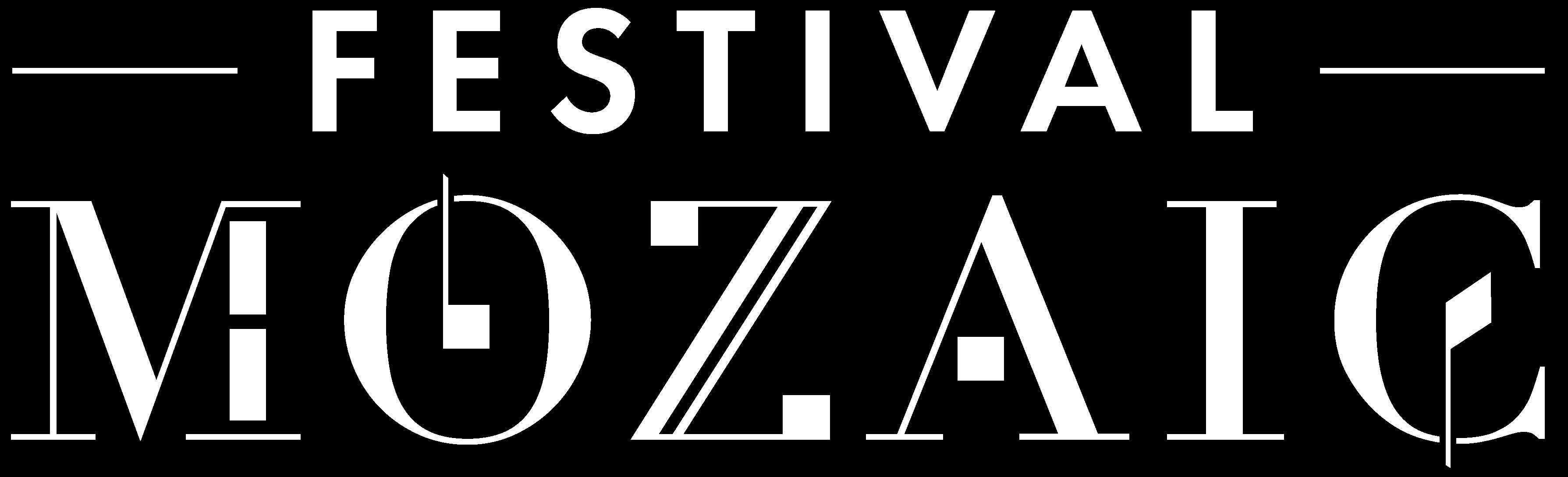 Festival Mozaic