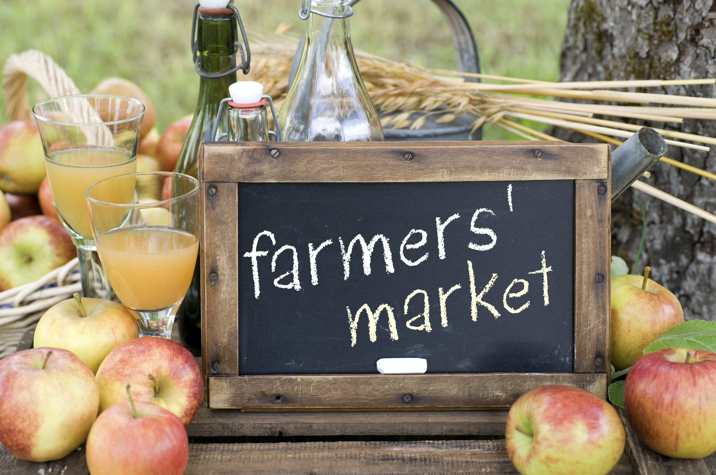 The Certified Farmer's Market in Old Town La Quinta Is Back