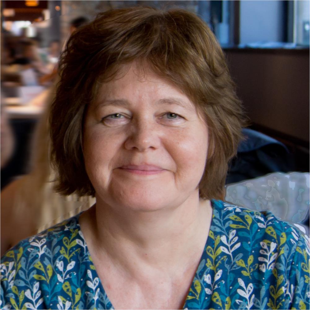 Carolyn Steel- credits Miriam Escofet