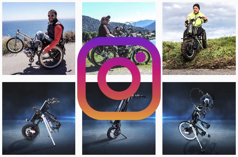 Stricker Handbikes Instagram Profil
