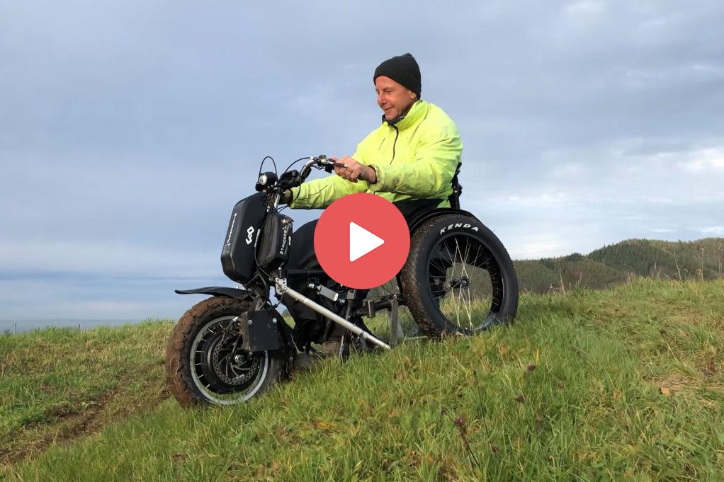 Video zu der Testfahrt mit dem Stricker Crossbike