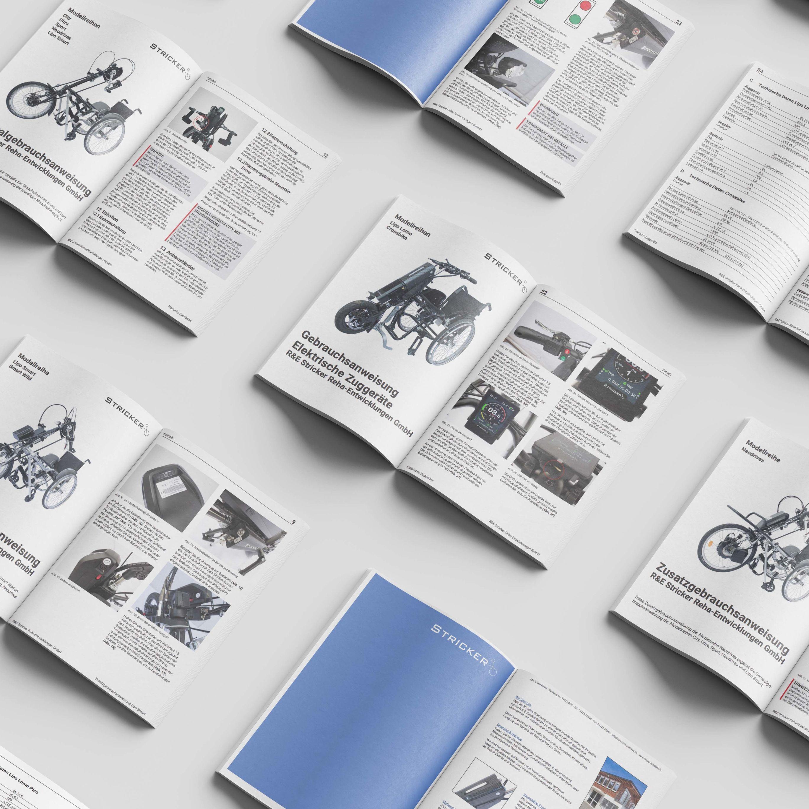 Neue Handbücher