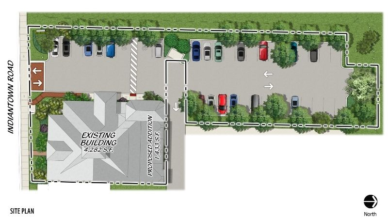 Plan of MyClinic's planned expansion