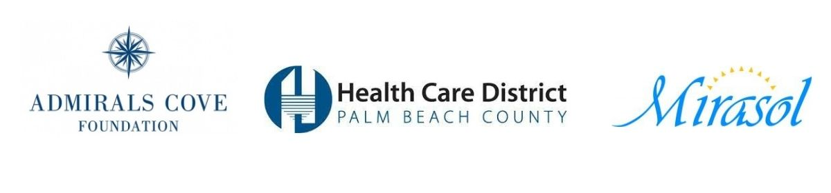 Grant givers: Admirals Cove Foundation, Mirasol Foundation, Health Care District of Palm Beach Country