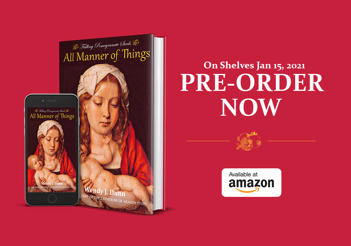 Pre-Order All Manner of Things Amazon Link