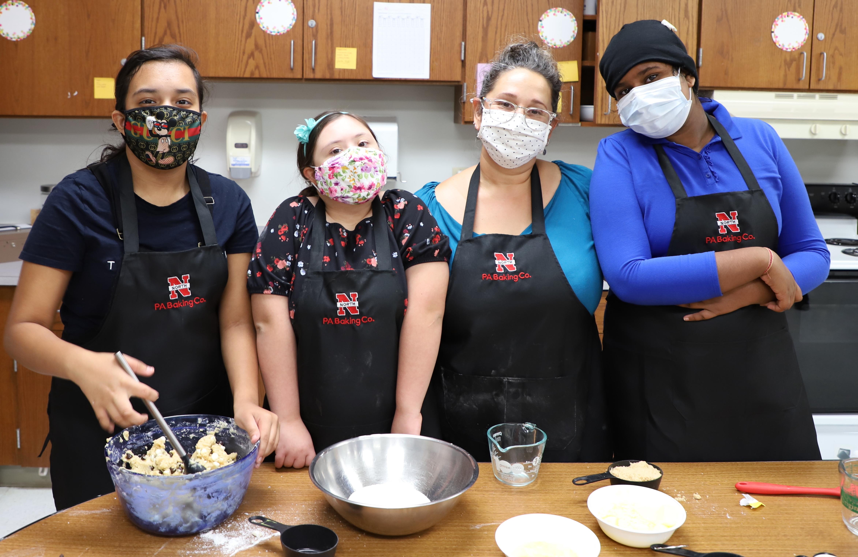 Photo of PA Baking Company Students