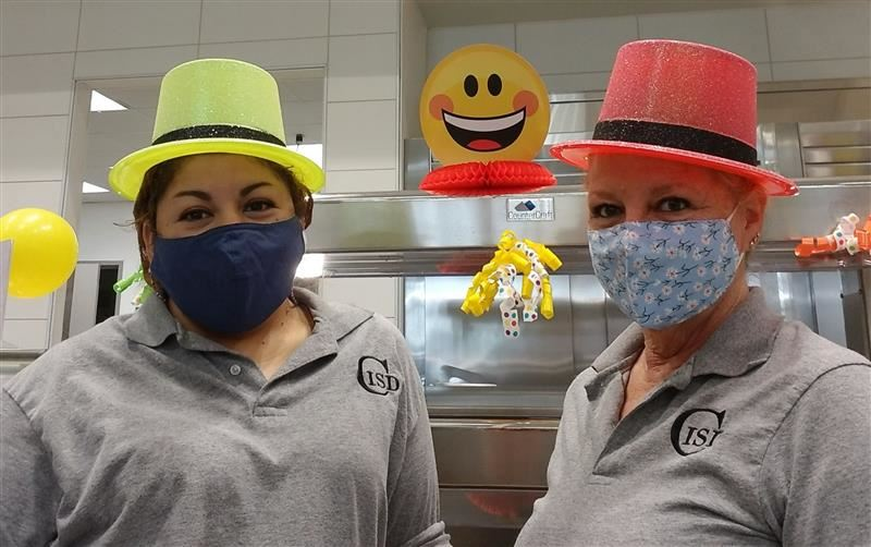 Photo of Child Nutrition Workers