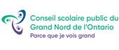 Conseil scolaire publique du Grand Nord de l'Ontario