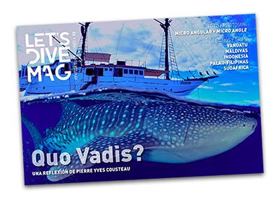 Let´s Dive Magazine