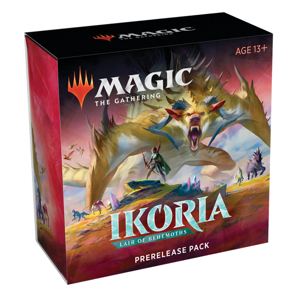 MTG Ikoria Prerelease Pack