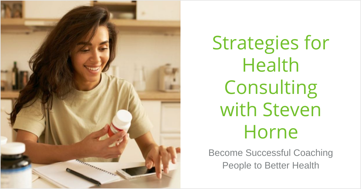 Strategies for Health Consulting Class Bundle