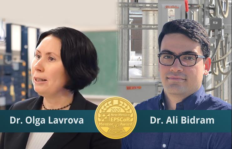 Dr. Lavrova and Dr. Bidram