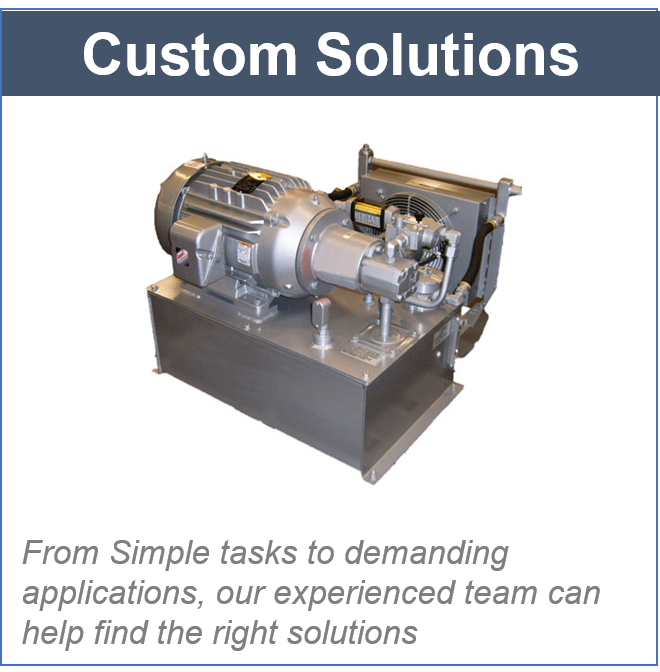 Custom Solutions by Donald Engineering