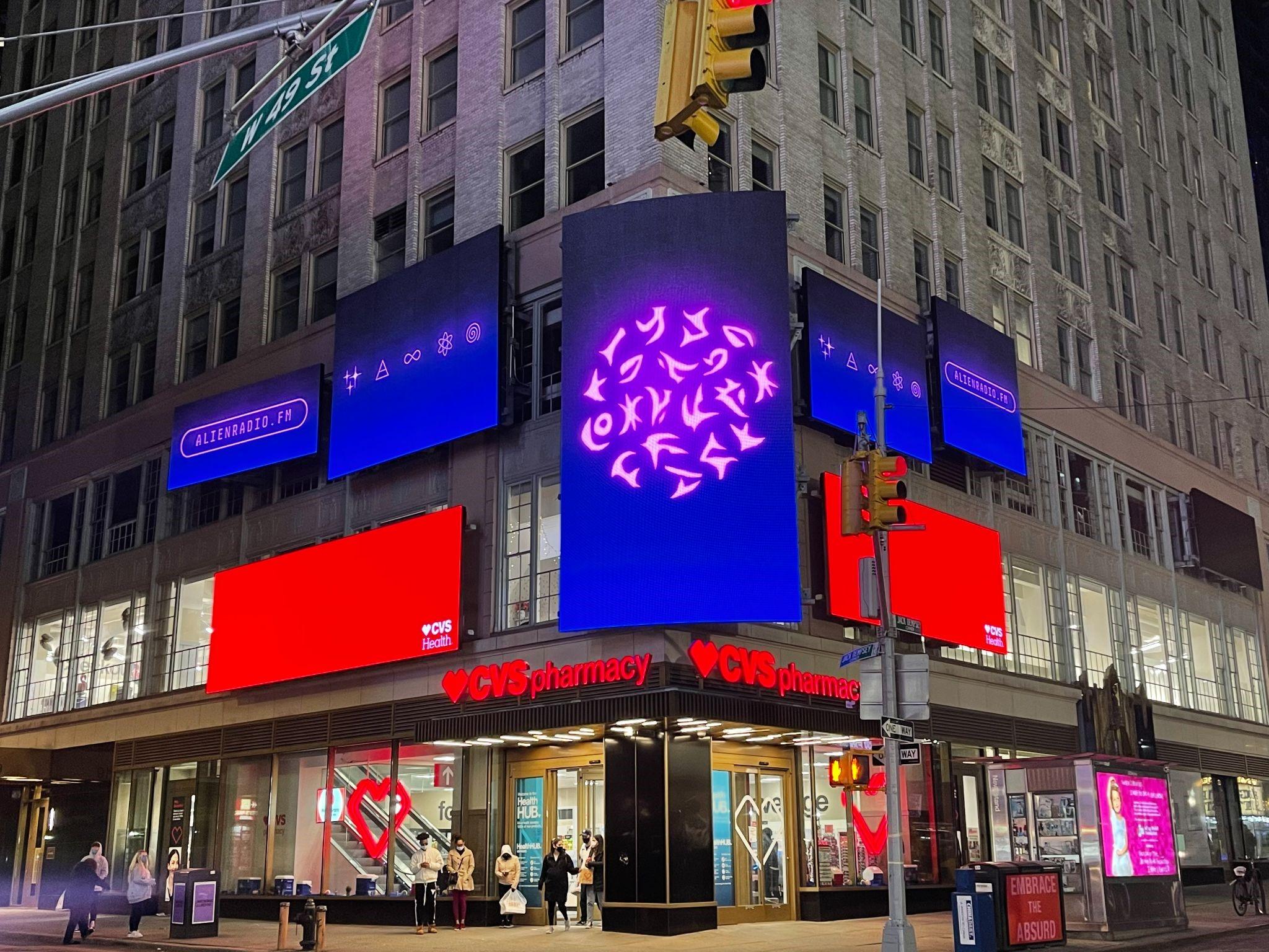 Painel Higher Power em Nova Iorque, 22 de Abril, 2021