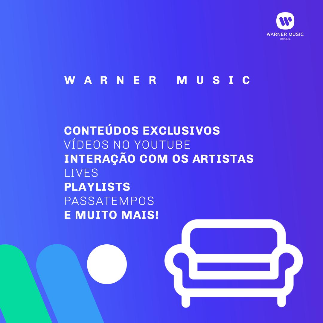 """""""Warner Music Entrou Na Sala"""": Ava Max será primeira atração internacional"""
