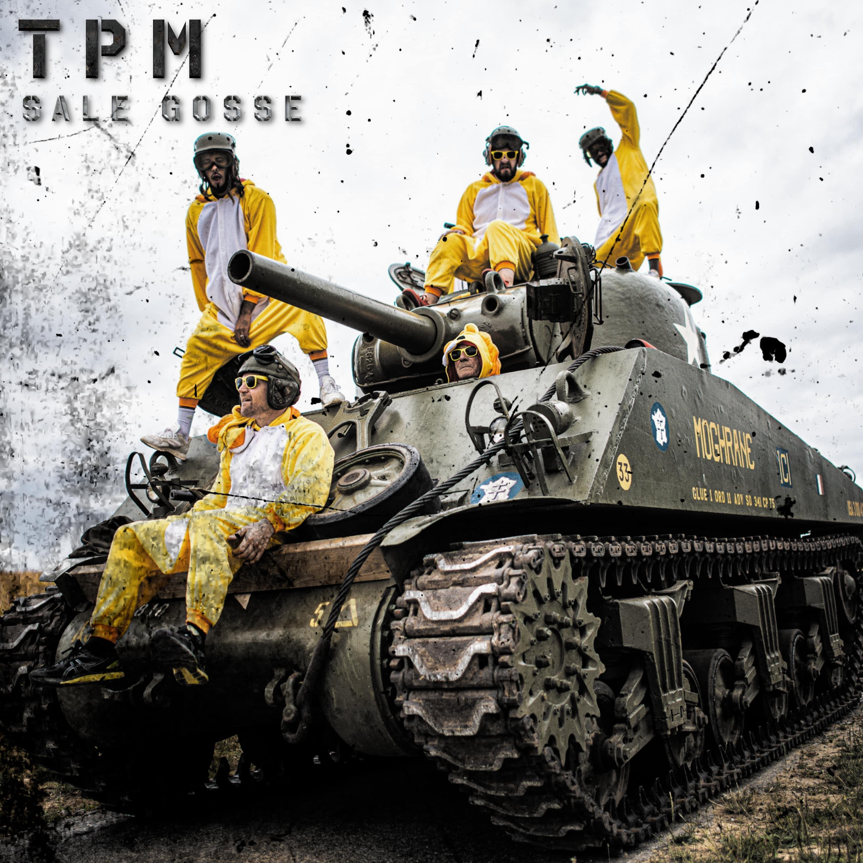 """Découvrez """"Sale Gosse""""de TPM (Think Positive Music)"""