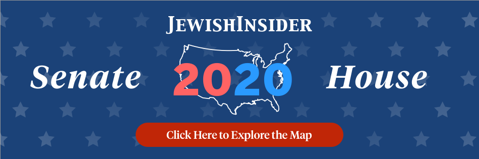 Election Map Banner