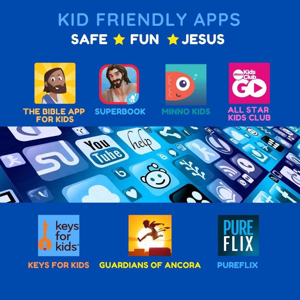 Roxann's Top 7 Kids Apps